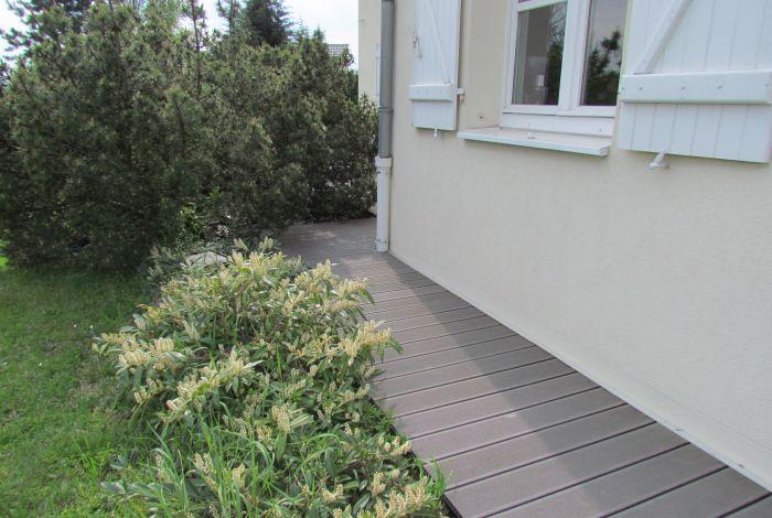Plancher Terrasse Composite Plancher Terrasse En Bois Posite Gris Mille & Un sols