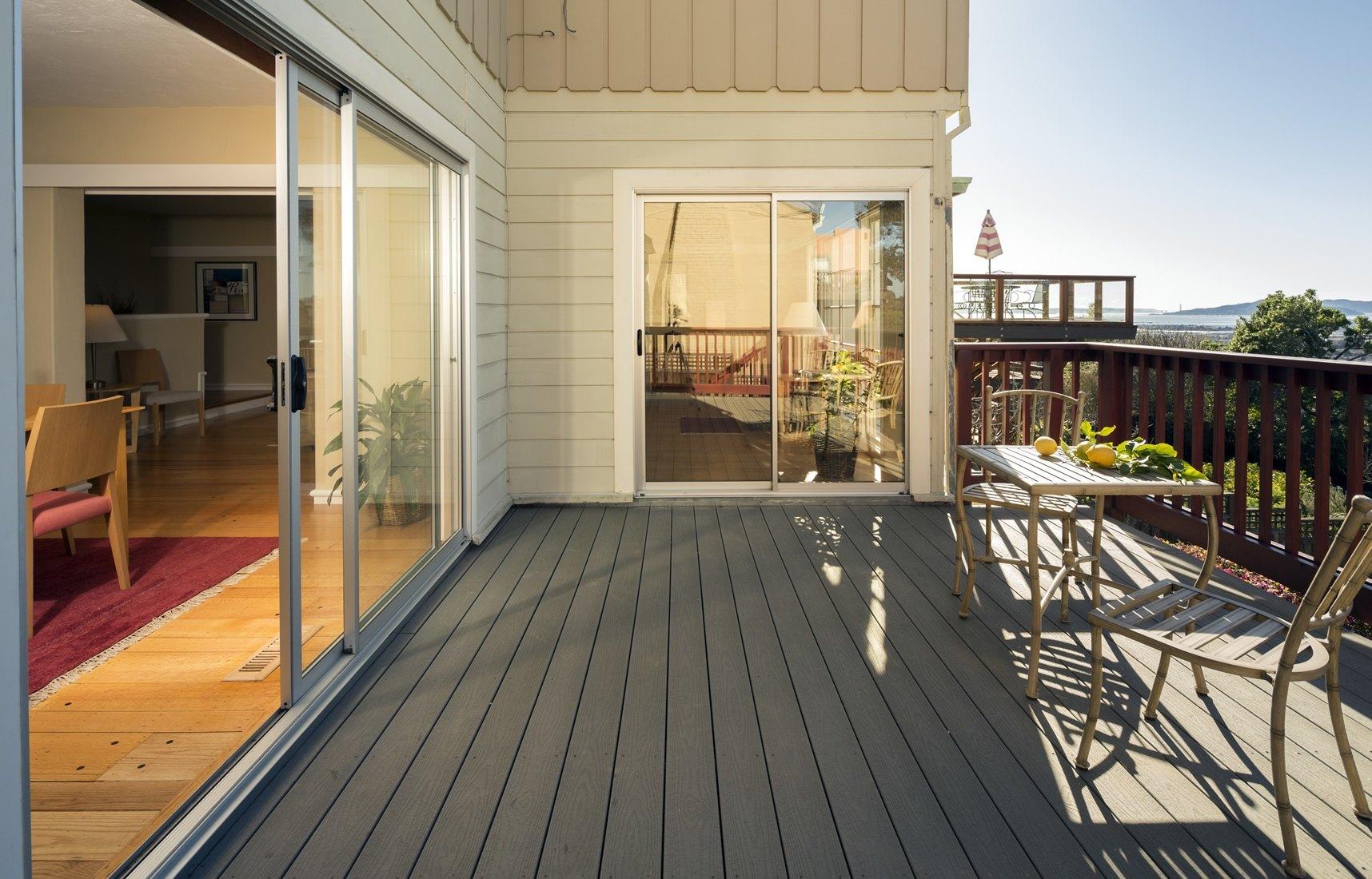 Plancher Terrasse Composite Des Idées
