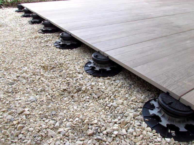 Plot Reglable Terrasse 60 Plots Dalles Autonivelants En Pvc 29 39 Mm Pour