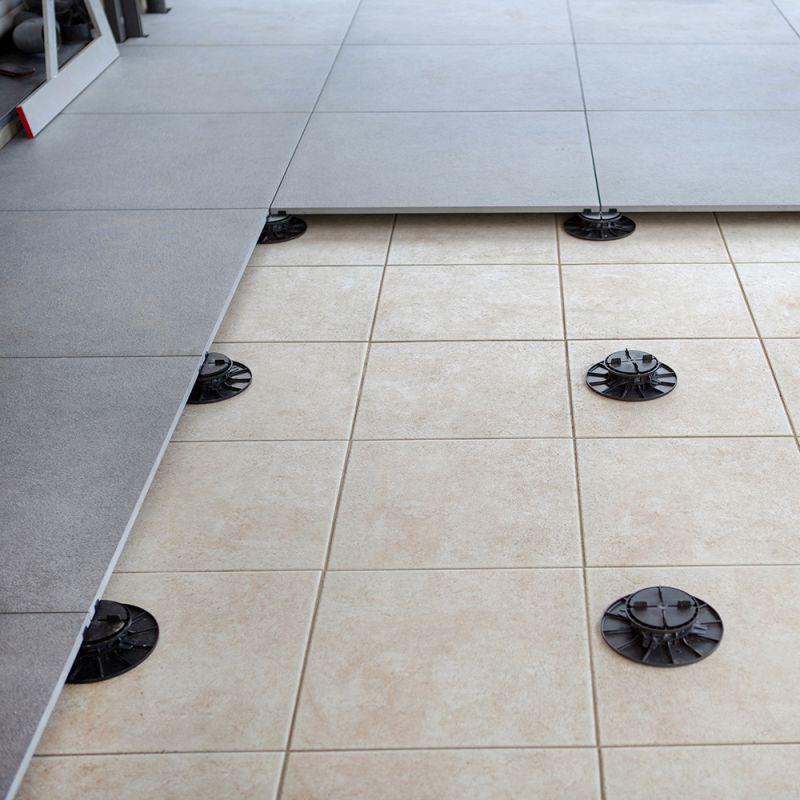 Plot terrasse réglable 50 80 mm Revêtement dalle