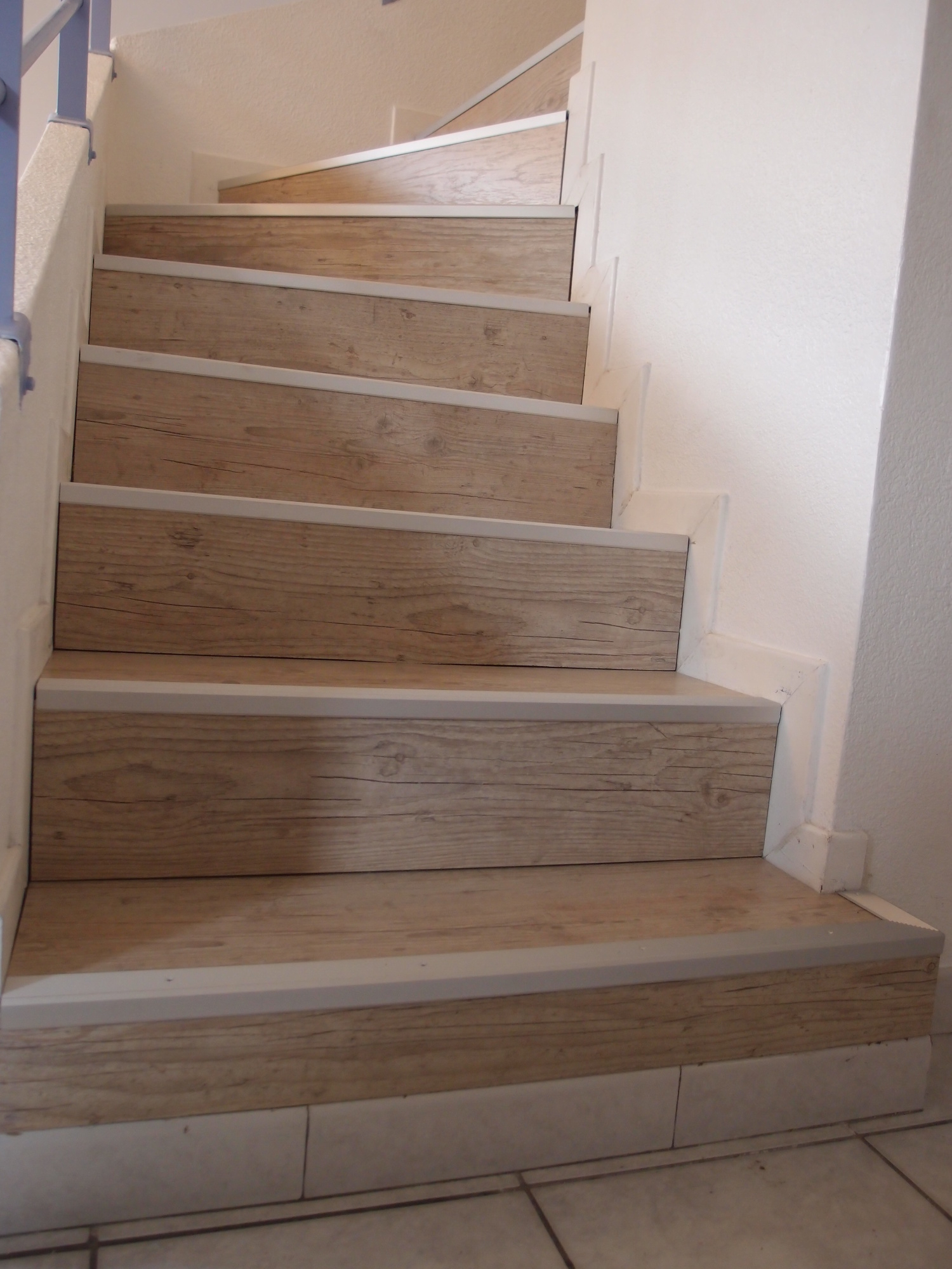 Escalier En Parquet TD54