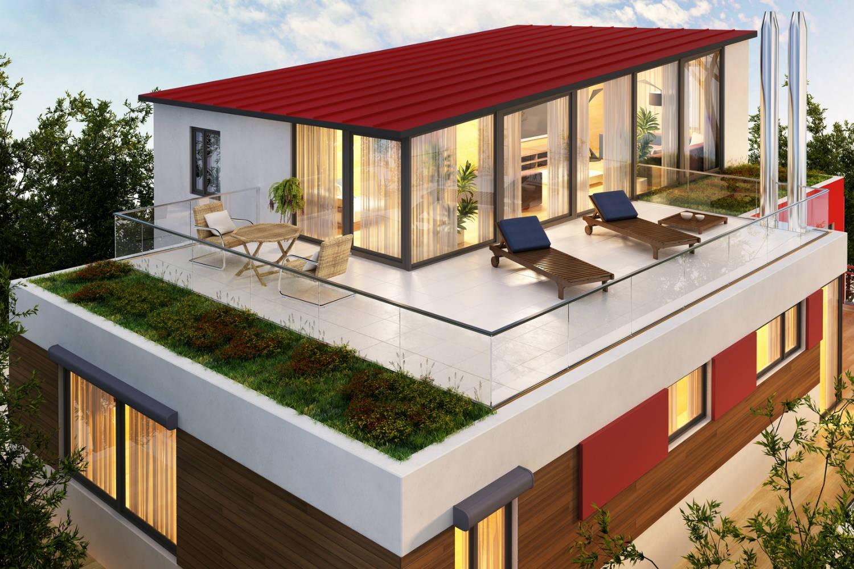 Prix étanchéité toit Terrasse Conception