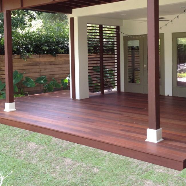 Lame de terrasse posite ou bois exotique lame posite