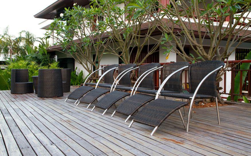 Prix d une terrasse en bois cout au m2 de la pose lames