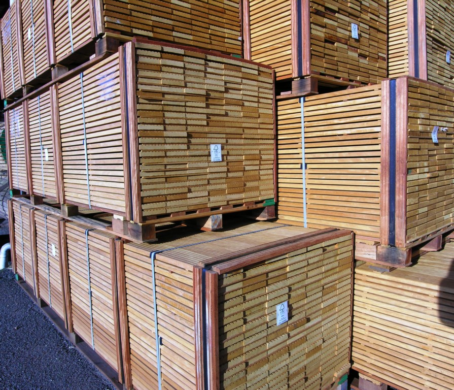 Prix des lames de terrasse en bois Tarif terrasse bois