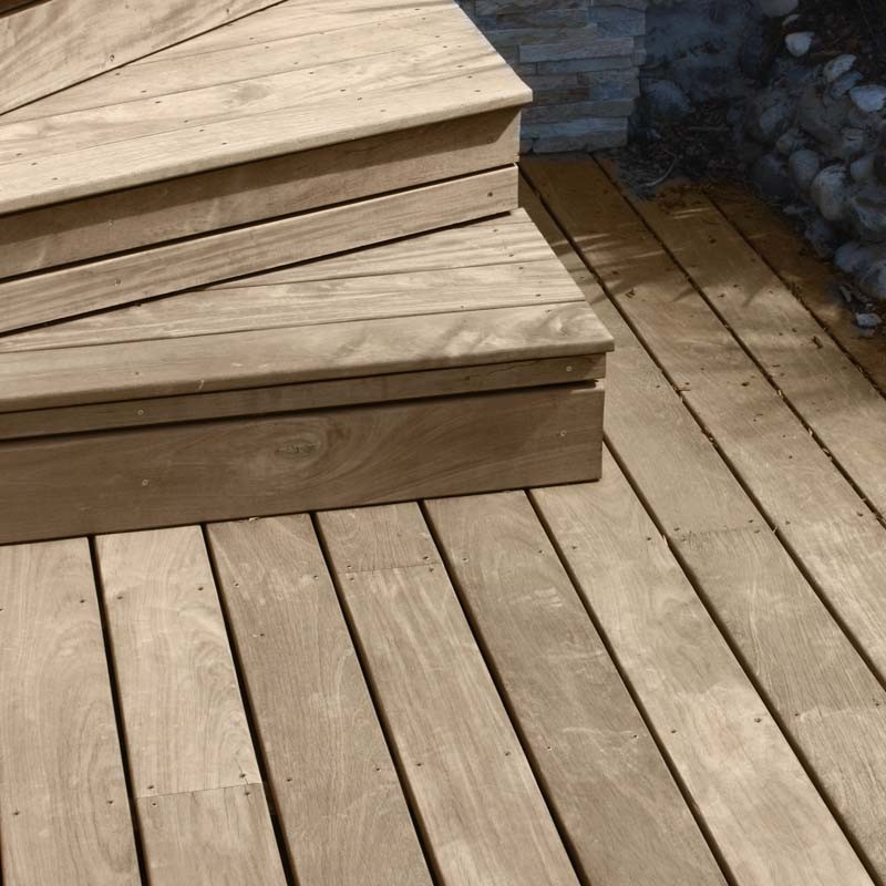 Prix lame terrasse bois exotique veranda styledevie