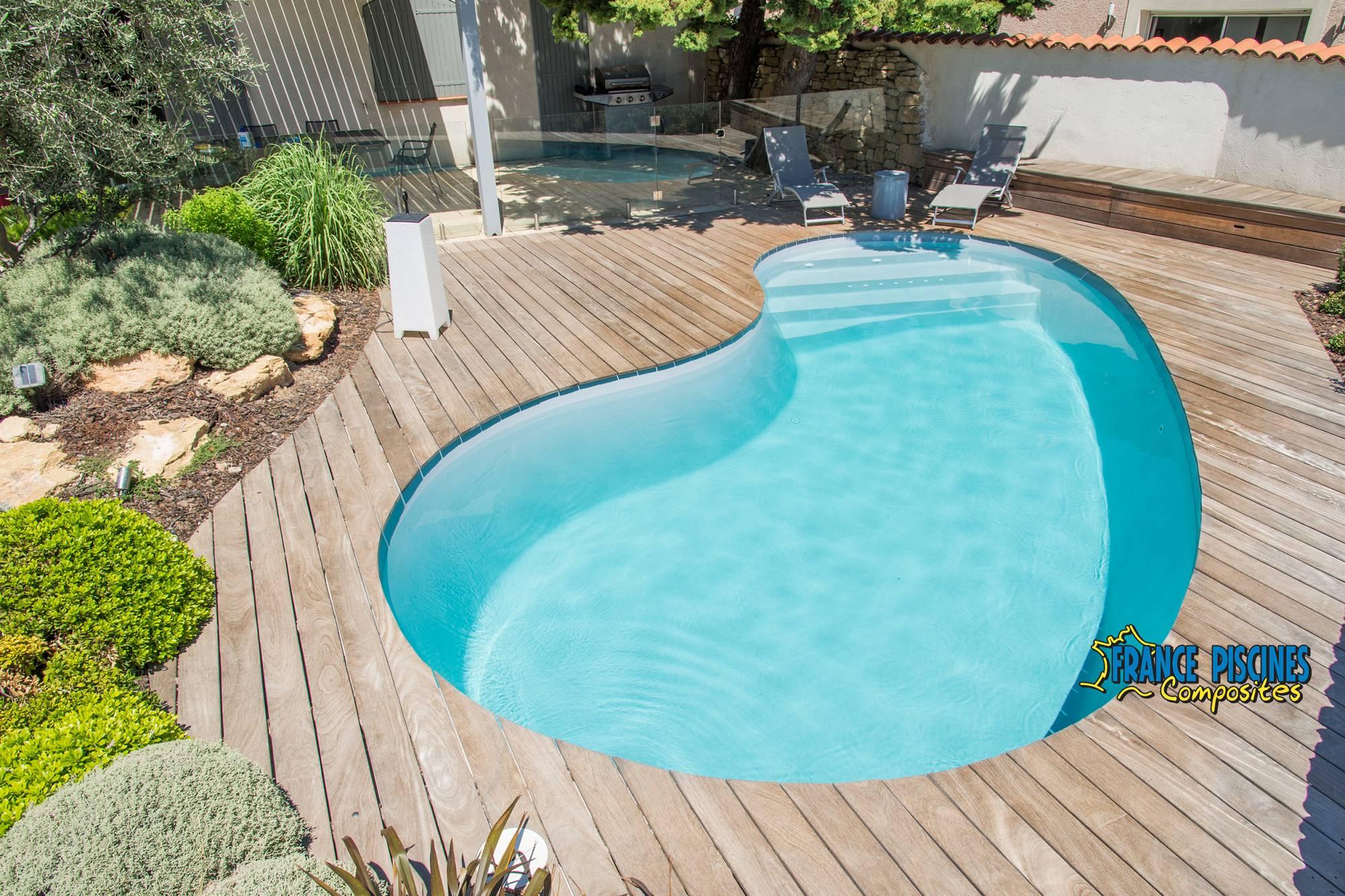 coque piscine a vendre