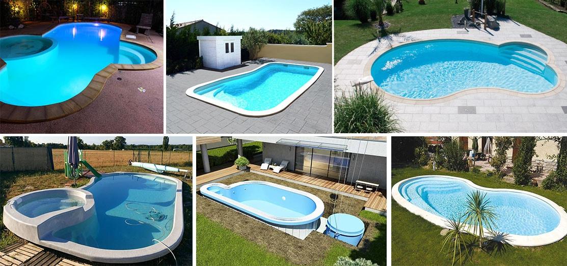 La piscine coque Prix installation entretien et