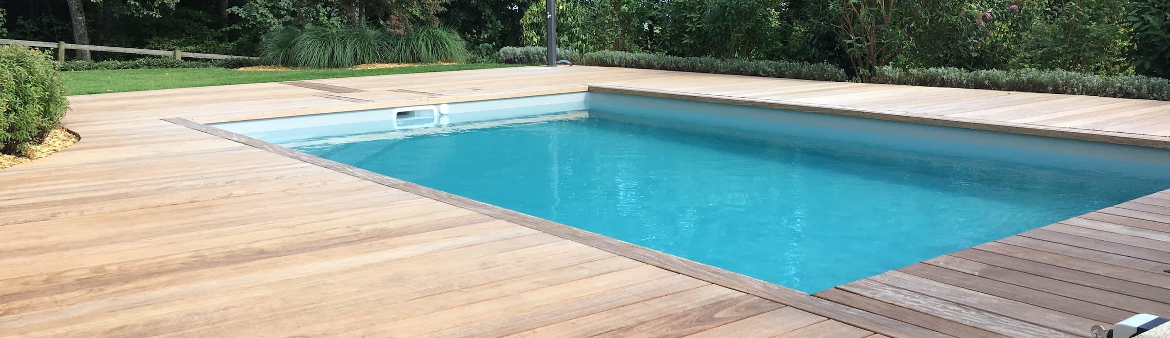 prix piscine coque Designo Piscines