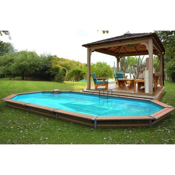 Le prix d'une piscine semi enterrée différents tarifs et