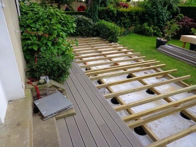 Terrasse bois exotique leroy merlin veranda styledevie