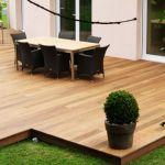 Prix Terrasse Composite Quel Est Le Prix D'une Terrasse En Bois Posite