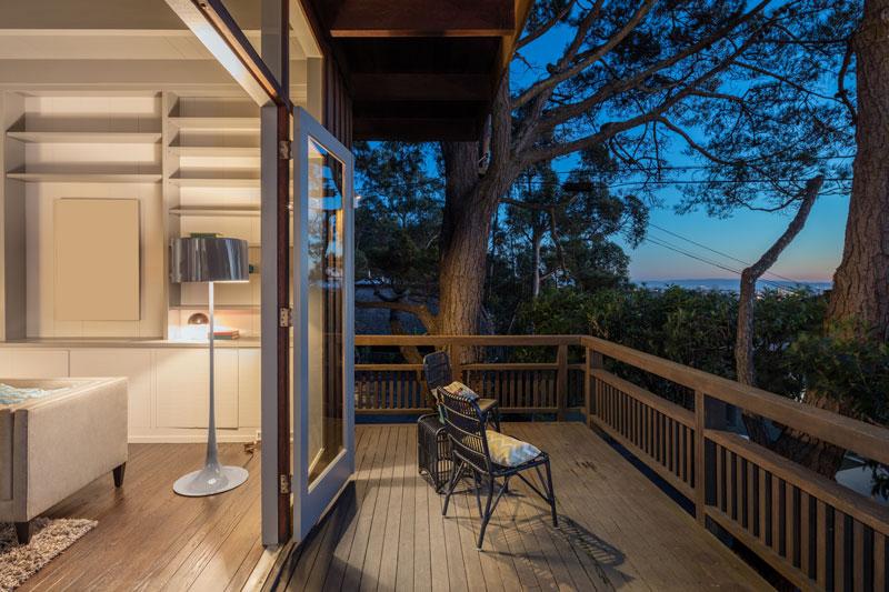 Prix de construction d une terrasse en bois sur pilotis