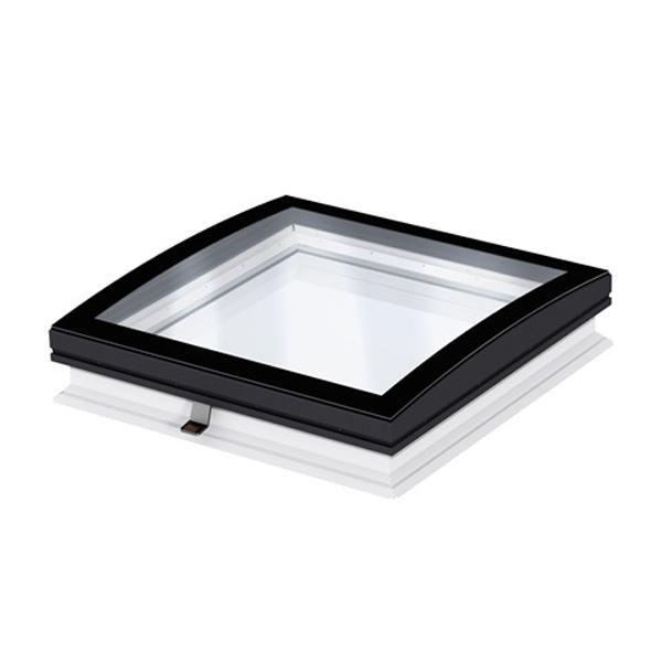 Protection vitrage courbé VELUX pour fenêtre toit plat