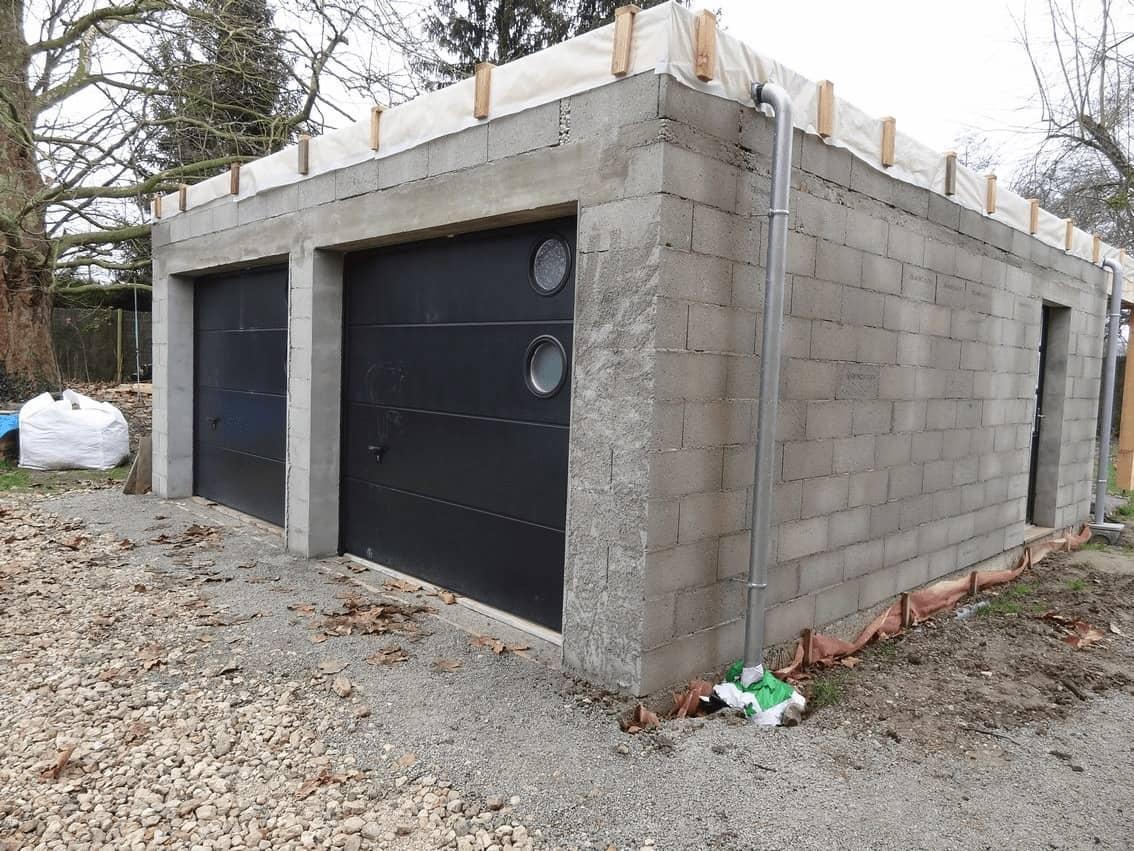 Bien choisir son garage paratifs installation et