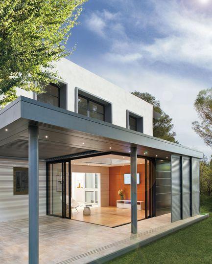 Extension maison 9 vérandas esthétiques et lumineuses