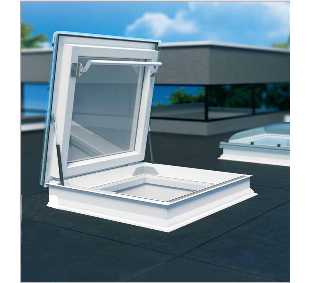 Fenêtres pour toit plat FAKRO sans ouverture ouverture