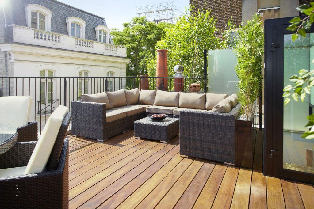 Modèle Cout D Un toit Terrasse