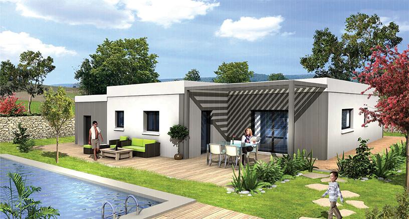Superior Prix Construction Maison 90m2 5 Maison
