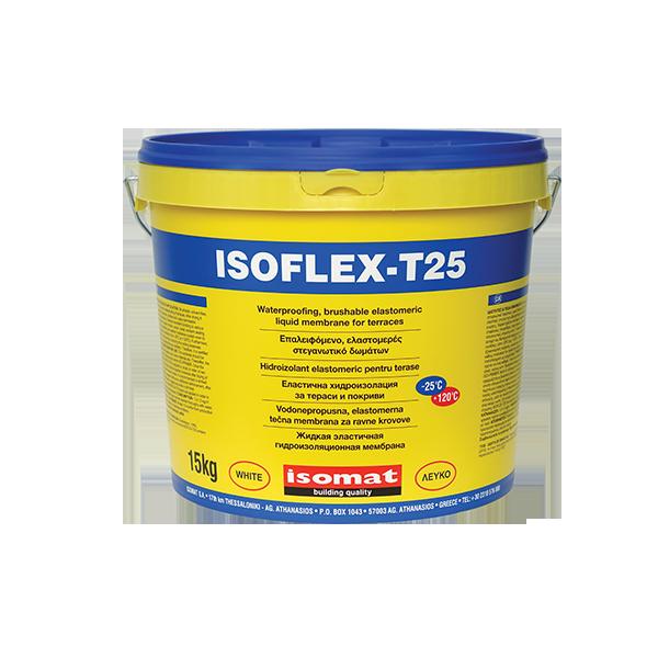Produit d étanchéité liquide élastomère ISOFLEX T25 pour