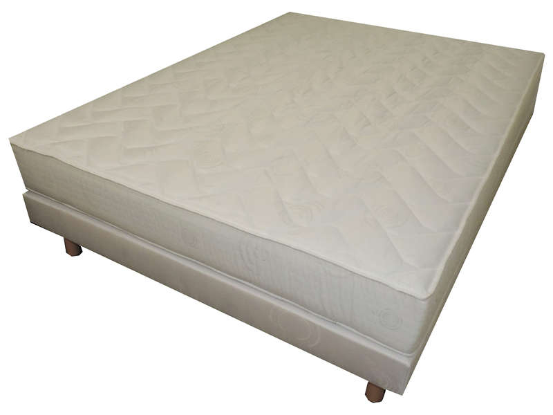 Matelas sommier 140x190 cm VOLUPNIGHT BY CONFORAMA