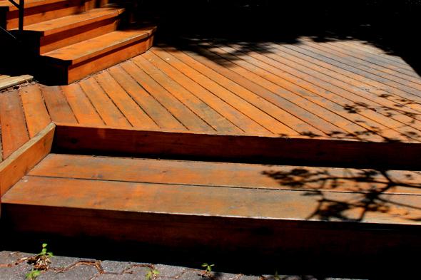 Protection des terrasses en bois Guide Perrier