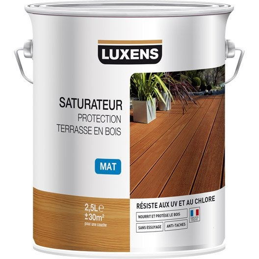 Protection des terrasses saturateur et mobilier de