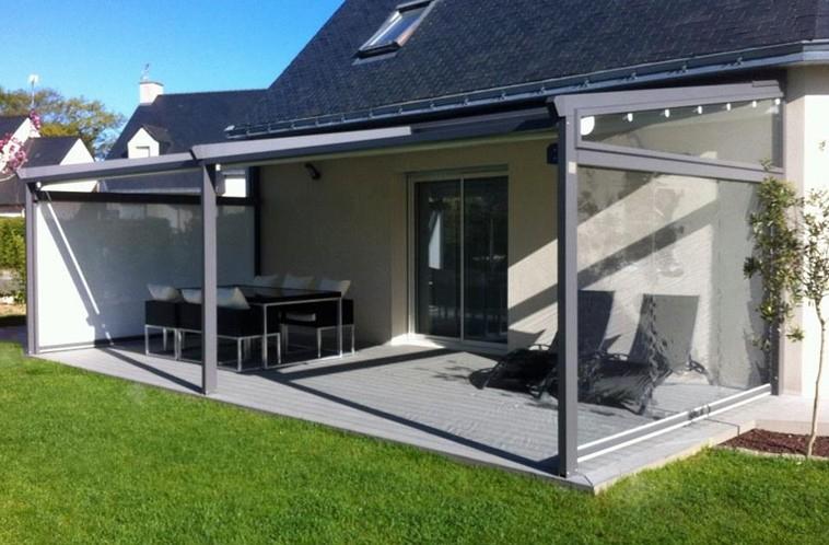 Protection vent terrasse brise vue exterieur pas cher