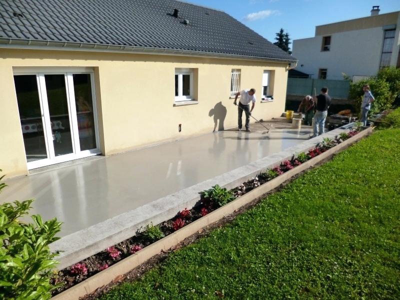 Recouvrir Terrasse Beton Le Bacton Pour Un Revatement De