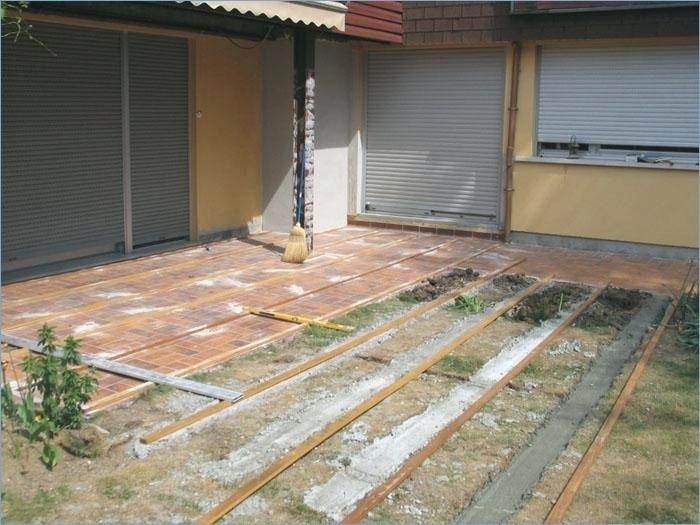 Recouvrir Une Terrasse Plus En La Pergola Pour Re Pas Re
