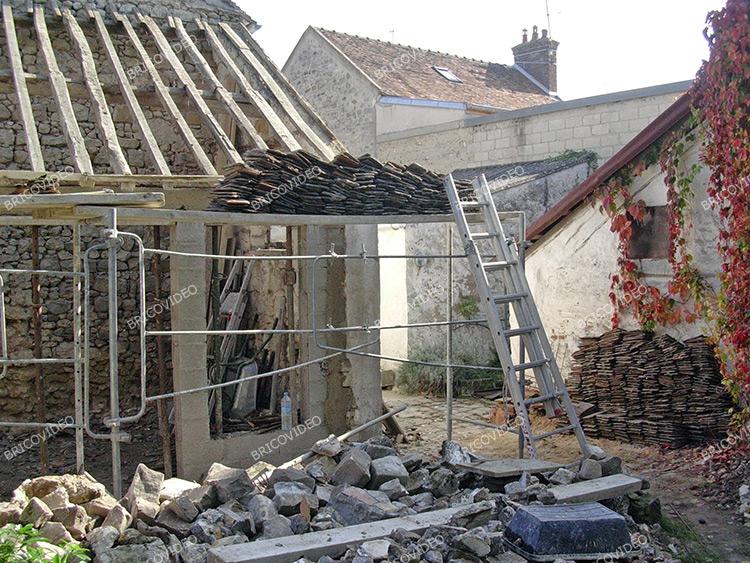 Refaire Une toiture Schème | Idees Conception Jardin