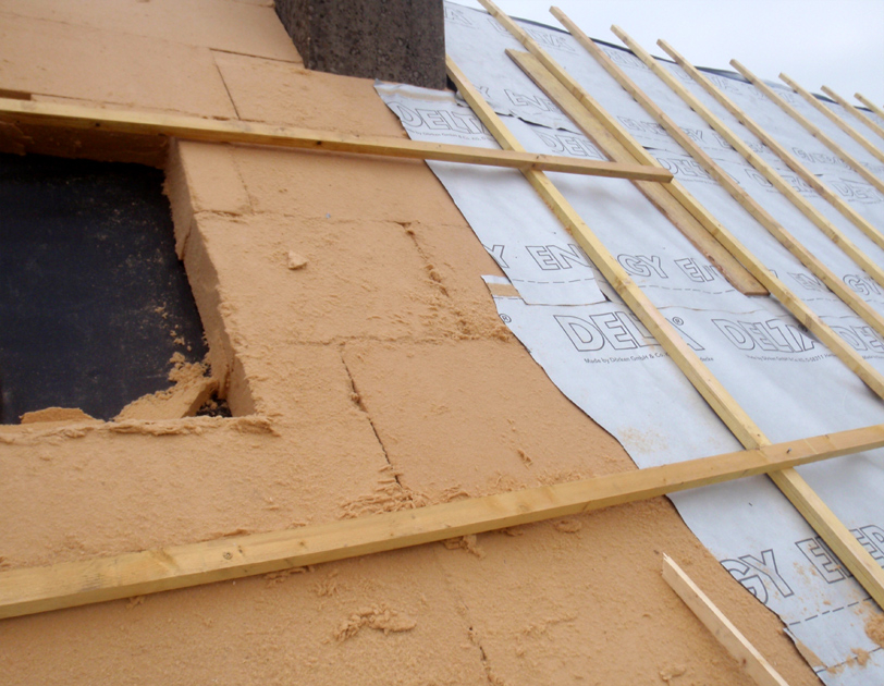 Isolation toiture par l extérieur