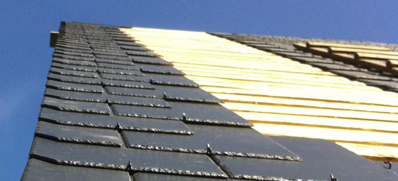 Refaire Une toiture Ment Refaire Un toit En Ardoise - Idees Conception Jardin | Idees Conception ...