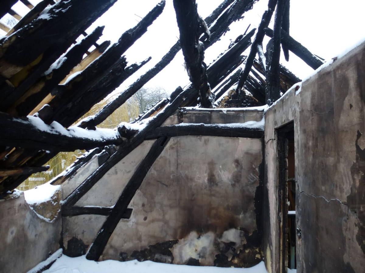 Refaire toiture charpente et isolation suite à incen