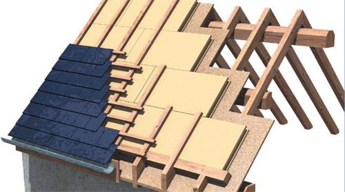 Refaire une toiture isolation Devis line à Le Havre