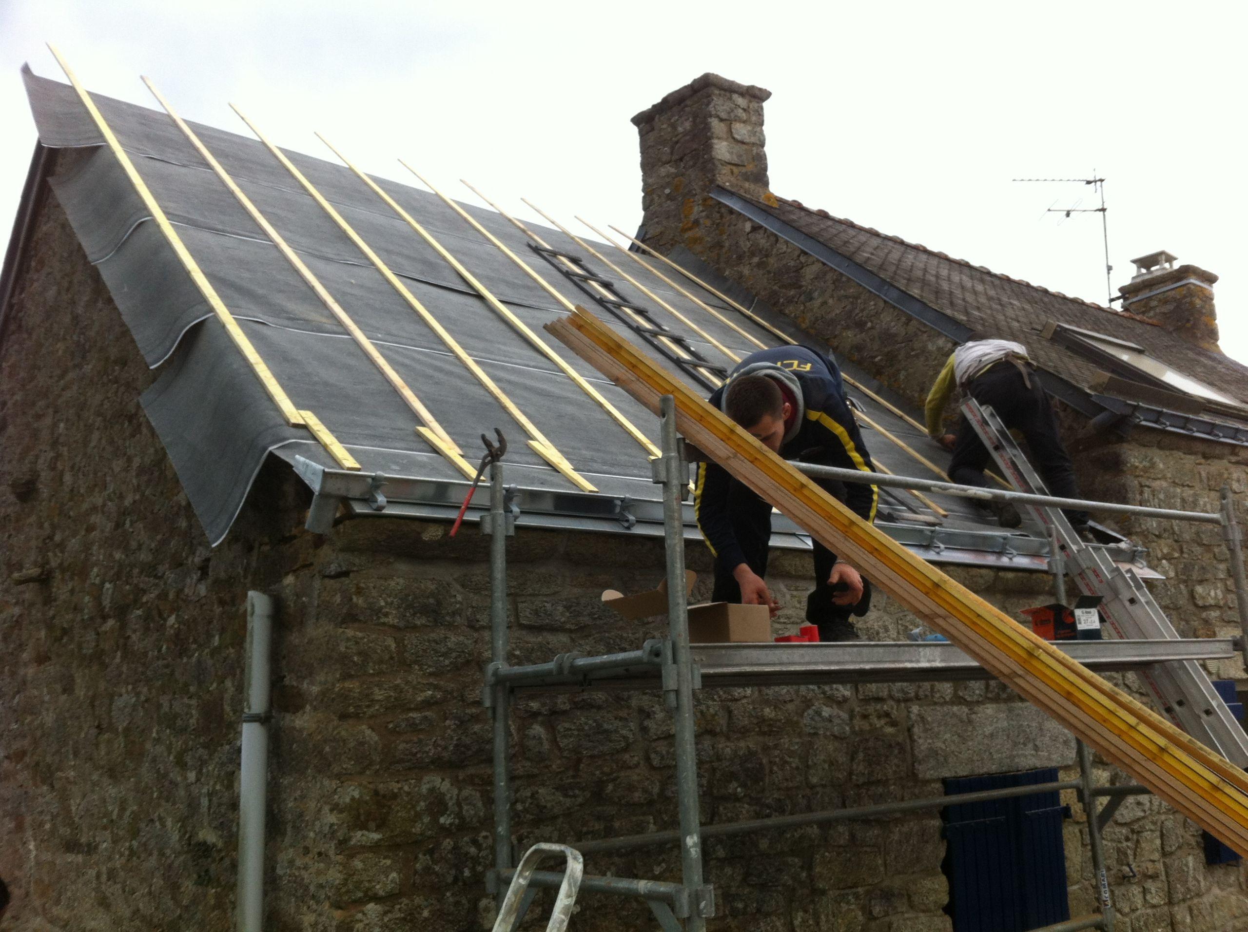 Renovation Toiture — Rénover votre toiture avec Camif