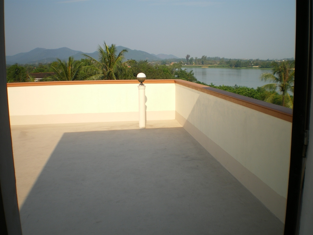 Etancheite terrasse beton resine Mailleraye jardin