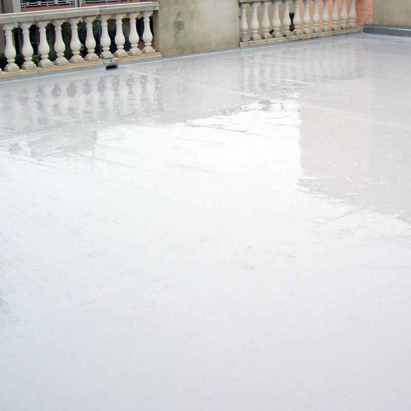 Etancheite toit terrasse resine