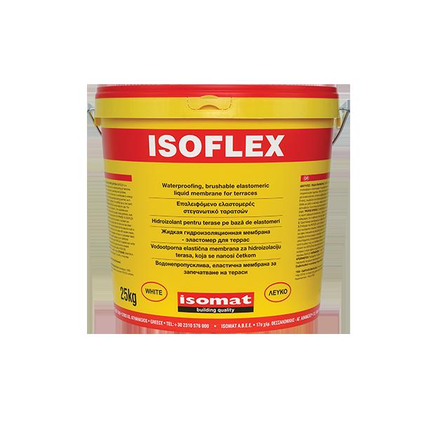 Membrane d étanchéité élastomère haute élasticité ISOFLEX