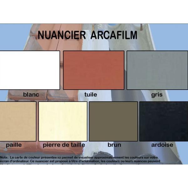 Résine d étanchéité toit terrasse ARCAFILM