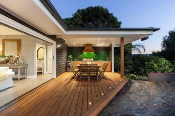 Revetement Terrasse Exterieure Terrasse Extérieure En 18 Photos Laquelle Avez Vous Choisi