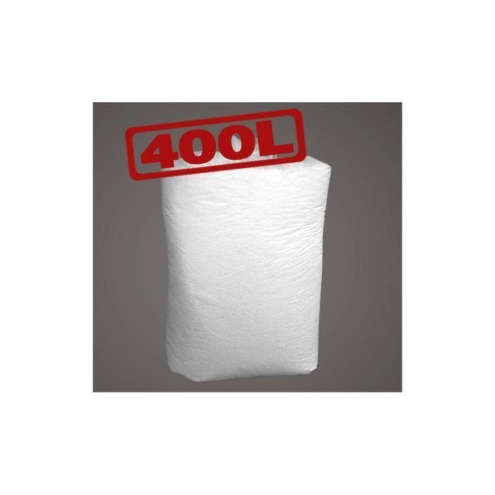 Sac Bille Polystyrene Billes De Polystyrène 400 L Pouf Achat Vente isolant