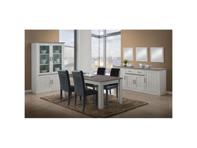 Salle à manger plète contemporaine avec 4 chaises