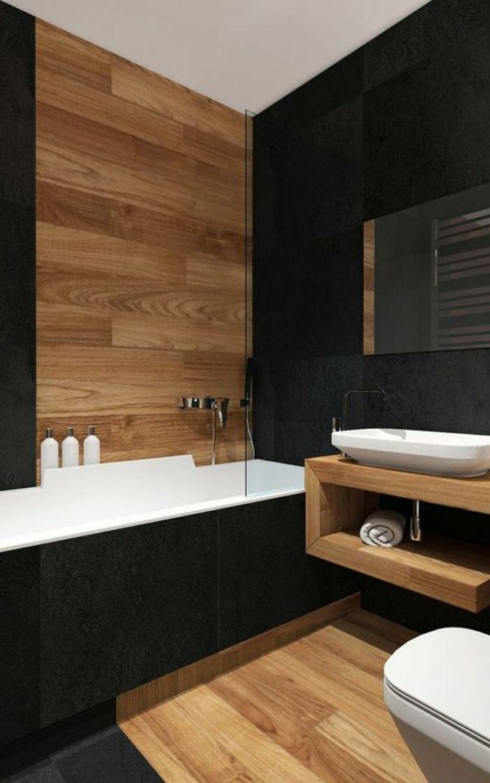 1001 idées pour créer une salle de bain nature