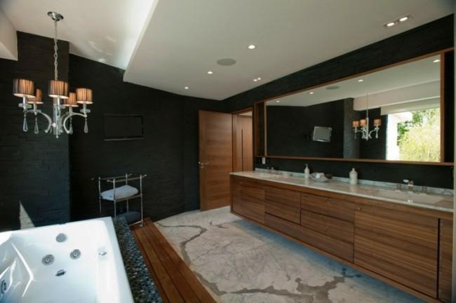 Salle de bain en bois en 30 idées inspirantes
