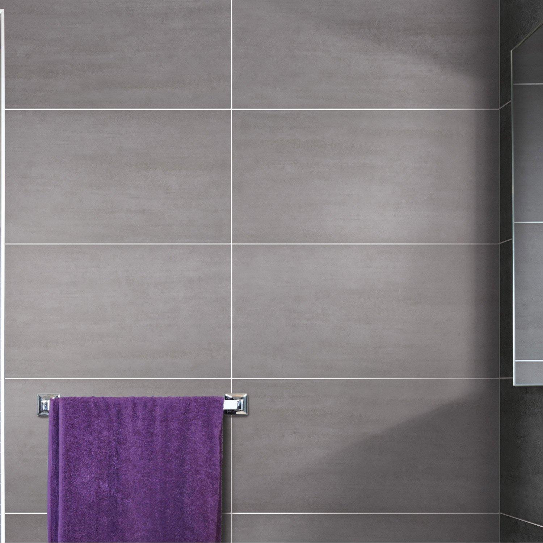 Carrelage Gris Clair Couleur Mur salle de bain gris clair carrelage sol et mur gris clair