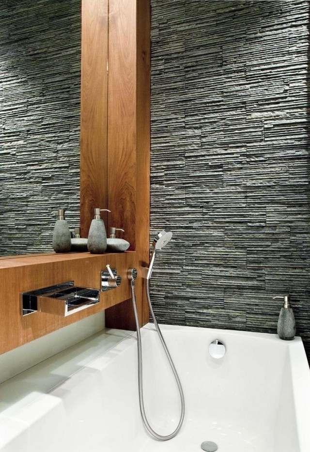 Idée décoration Salle de bain salle de bain moderne
