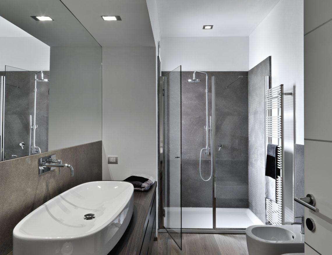 Salle de bain moderne – LAMS Services
