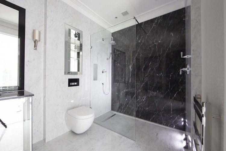 Douche à l italienne encastrable 50 salles de bains