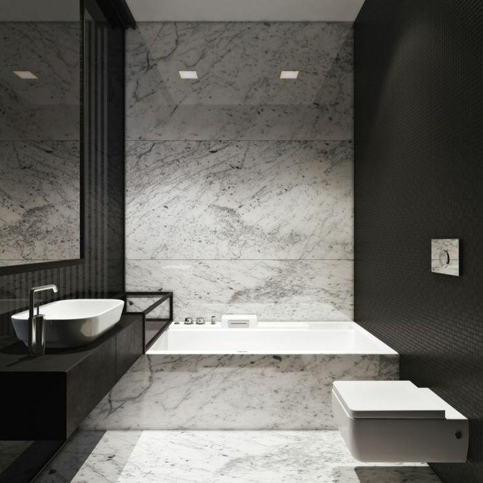 modeles salles de bains en marbre modele de salle de bain